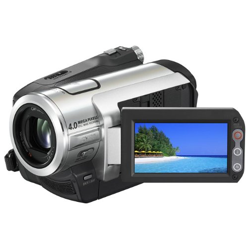 Sony HDR-HC5E High Definition MiniDV Camcorder (EU)