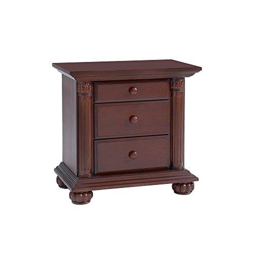 Baby Cache Heritage Night Stand Dresser, Cherry front-874945