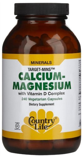 Vitamin D And Magnesium Supplement