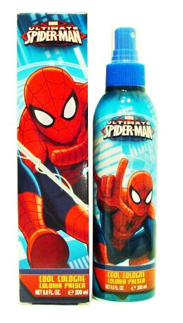 Spiderman Ultimate Cool Body Cologne Spray 6.8