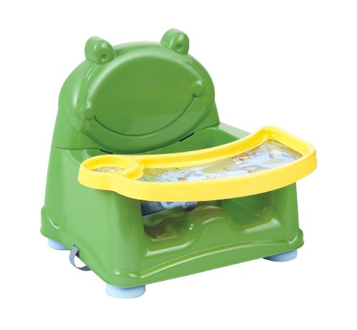 Safety 1st Swing Tray Booster Seat, Green - 1