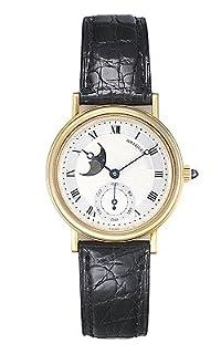 [ブレゲ] BREGUET 腕時計 クラシックモデルムーンフェイズ BA3280 メンズ [中古]
