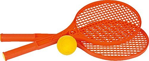 Adriatic 54 cm Beach Toys Tennis Rackets in Net Packaging (Green) by ADRIATIC jetzt bestellen