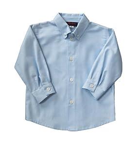 Käthe Kruse - Camisa con cuello redondo de manga larga para niño