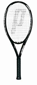 Prince O3 Silver OS Prestrung Tennis Racquet (4 5/8)
