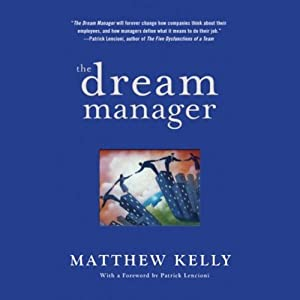 The Dream Manager Audiobook