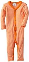 Splendid Littles Unisex-baby Newborn Stripe Snap-Front Bodysuit