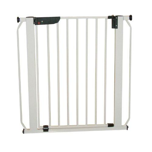Cardinal Gates Autolock Pressure Gate, White