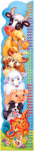 Cheap Great American Growth Chart Shaped Floor Puzzle (B000EWUUHW)