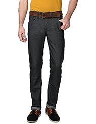 Allen Solly Men's Low Waist Slim Fit Jeans - B013V9ETS0