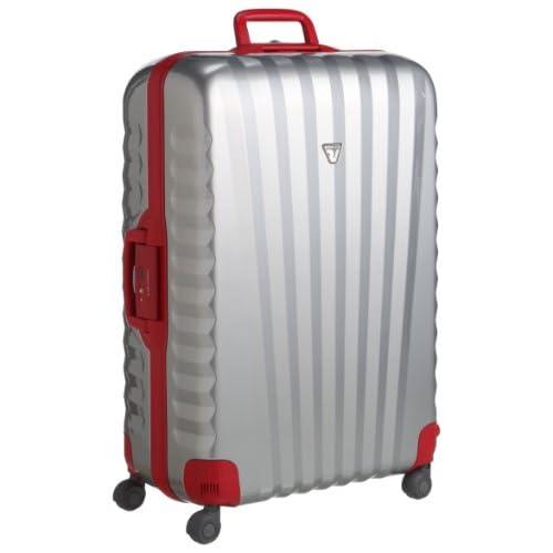 [ロンカート] RONCATO ロンカート スーツケース100L 1409 SVR (シルバーレッド)