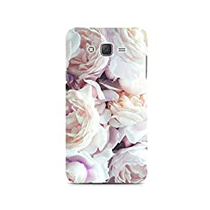 TAZindia Printed Hard Back Case Mobile Cover For Samsung Galaxy J2
