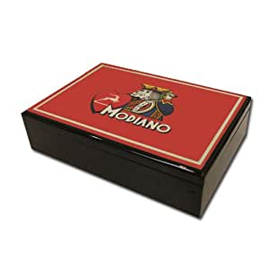 Modiano Hi Gloss Box - Red