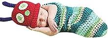 Baymate Fotografía Proposición Del Recién Nacido De Ganchillo Caricatura Ropa De Bebé