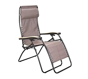 Wondrous Reviews Faulkner Chocolate Mesh Recliner With Black Frame Gmtry Best Dining Table And Chair Ideas Images Gmtryco
