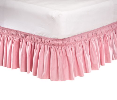 Miles Kimball Wrap Around Bed Skirt front-518832