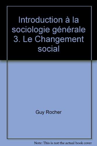 introduction a la sociologie pdf
