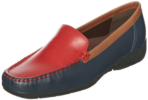 Rohde Women's 677856 Ocean Moccasins 6778 4 UK