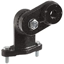 "Brewer RSM RS-Series Medium Adjustable Angle Mounted Tensioner, 2"" Width, 3"" Bolt Hole Spacing Width, 2"" Arm Length, 4"" Housing Length"