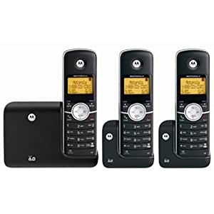 3 handset cordless phone deals