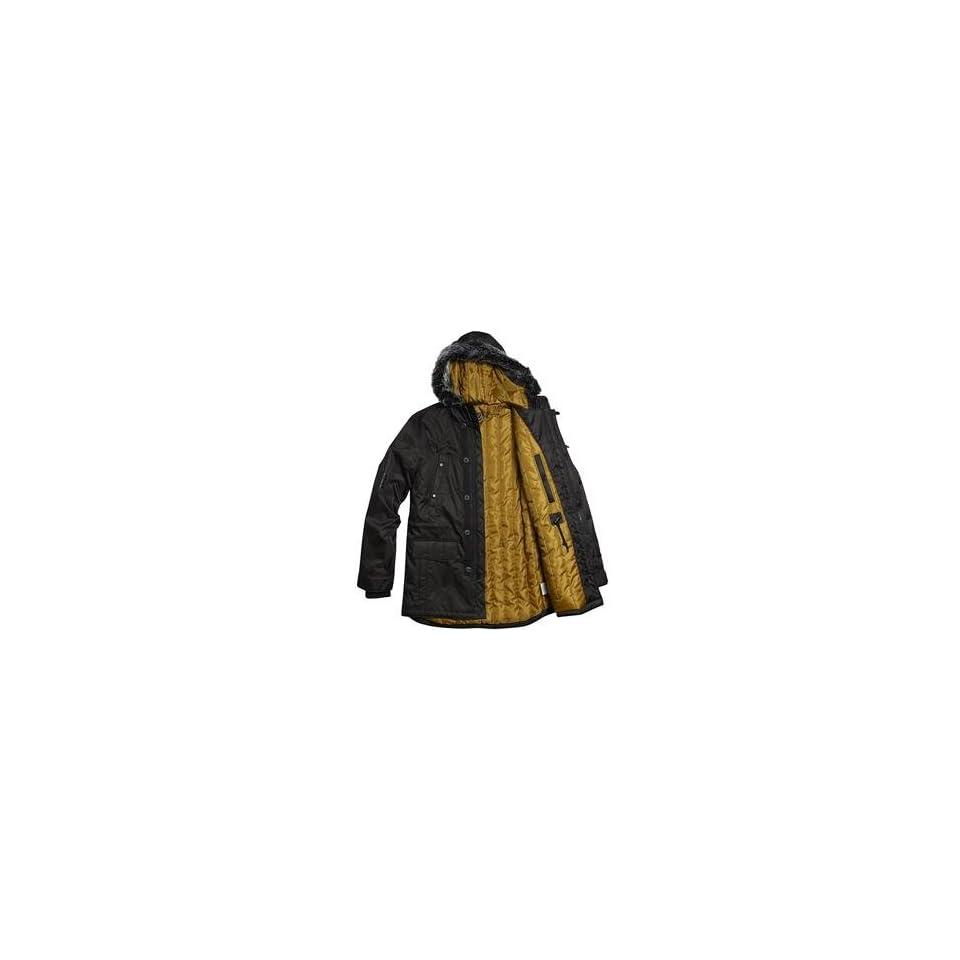 Fox Racing Prescot Jacket   2X Large/Black