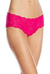 Cosabella Women's Never Say Never Hottie Low-Rise Hipster Panty