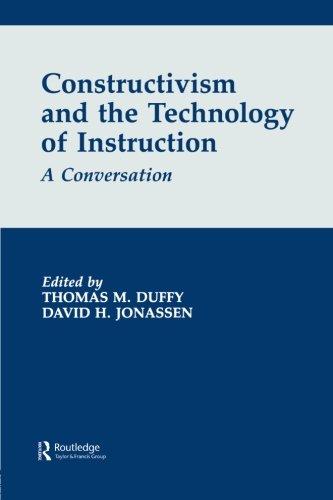 Constructivism&tech.Instruction PR: A Conversation