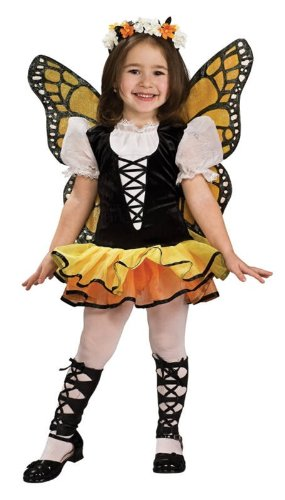 Child Monarch Butterfly Costume