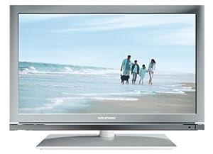 Grundig 22 VLE 8320 SG 55,9 cm (22 Zoll) LED-Backlight-Fernseher (Full-HD, 100 Hz PPR, DVB-T/C/S2) silber