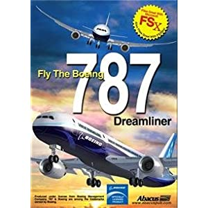 Fly The Boeing Dreamliner
