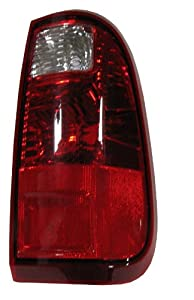 FORD PICK UP SUPER DUTY TAIL LIGHT RIGHT (PASSENGER SIDE) 2008-2010