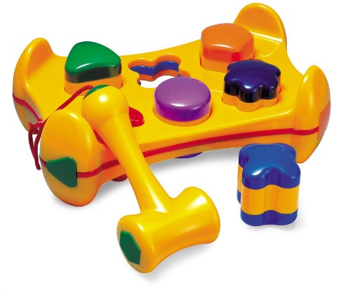 Tolo Toys Shape Sorter Play Bench front-661234
