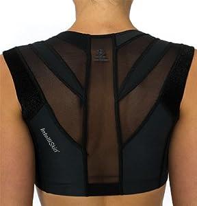IntelliSkin Ladies Empower Posturecue Sports Bra by IntelliSkin, LLC