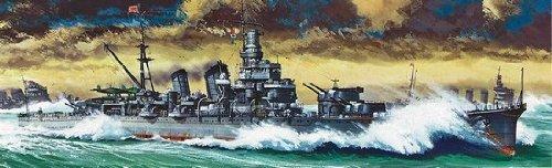 Hasegawa 1/700 Japanese Navy Heavy Cruiser KINUGASA Model Kit