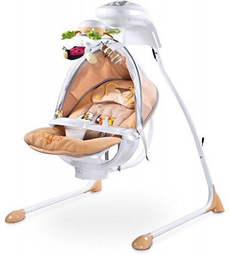 bugies-babyschaukel-babywippe-schaukelwippe-drehbarer-sitz-timer-elektronisches-mobile-mit-lichern