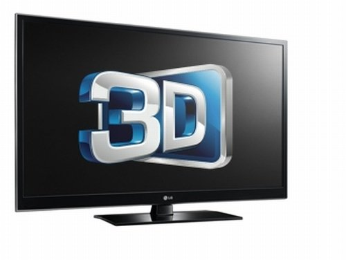 LG 50PZ550 50-Inch 1080p Active 3D Plasma HDTV with Internet Applications
