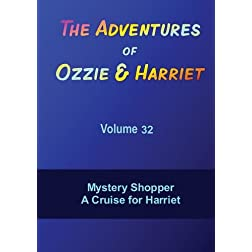 Ozzie & Harriet [Volume 32]