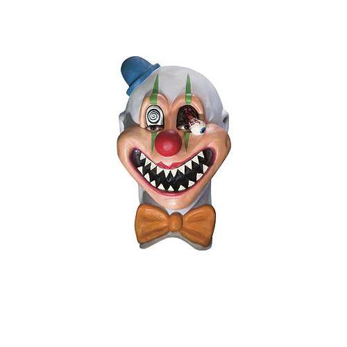 Saw Tooth Clown Mask Adult Accessory