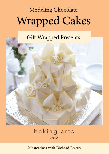 Modeling Chocolate Wrapped Cakes: Gift Wrapped Presents DVD