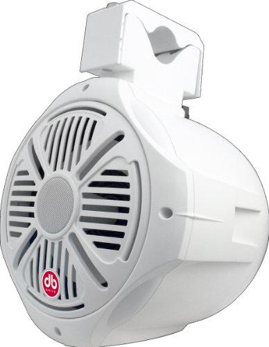 Db Drive Apt8.0Prow Amphibious 8-Inch Pro Audio Marine Tower Speaker System - Set Of 2 (White)