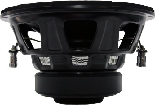 Earthquake Sound Tnt-10Dvc 10-Inch Subwoofer With Dual 4-Ohm Voice Coil