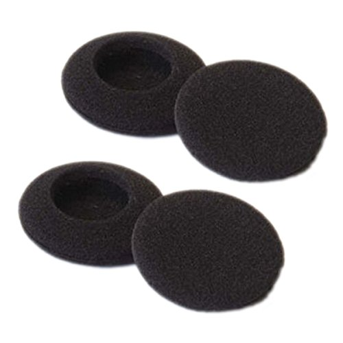 "Sodial(R) Earpads Foam Cushions Replacement 4 Pack For Sennheiser - Sony - Plantronics - Panasonic - Philips - Logitec - Creative - Koss - Will Fit Most Headphones (60Mm - 2.4"")"