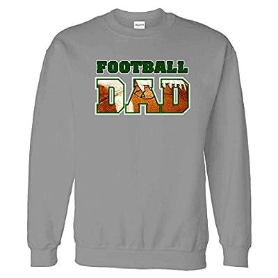 Football Dad Graphic Sports Sweatshirt Sweater
