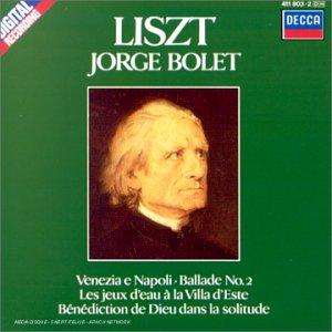 Franz Liszt, Jorge Bolet - Liszt: Piano Works, Vol. 6 (Venezia