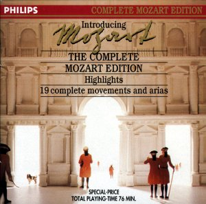 Introducing Mozart (Th Complete Mozart Edition: Highlights- 9 complete movements and... by Wolfgang Amadeus Mozart