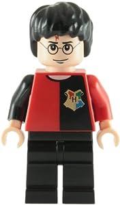 LEGO Harry Potter: Harry Potter Tournament Uniform (Panelled Shirt) Minifigure
