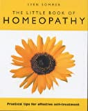 img - for The Little Book of Homeopathy: Practical Tips for Effective Self-Treatment book / textbook / text book