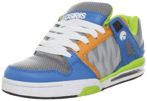 Osiris Men's Pixel Ast/Grey/Lime Trainer 1196-1632 11 UK, 12 US