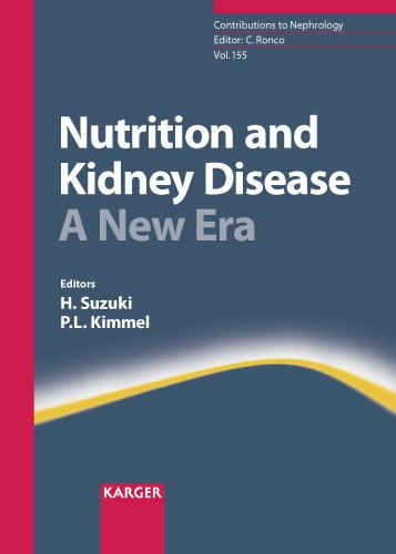 Nutrition And Kidney Disease: A New Era (Contributions To Nephrology)
