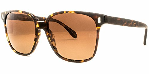 Oliver Peoples Marmont Sunglasses Sable Tortoise / Brown Gradient Polarized Lens